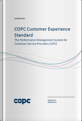 COPC CX規格 CSP版 リリース6.1 英語版(2019年1月発行版)