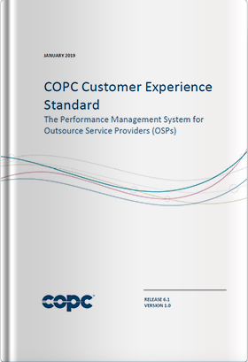 COPC CX規格 OSP版 リリース6.1 英語版(2019年1月発行版)
