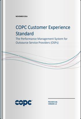 COPC CX規格 OSP版 リリース6.0a 英語版(2016年11月発行版)