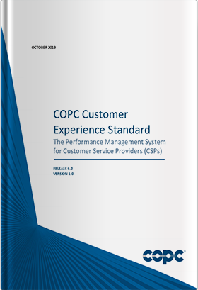 COPC CX規格 CSP版 リリース6.2 英語版(2019年10月発行版)
